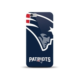 IPHONE 6 NFL OVERSIZED SNAP BACK TPU CASE NEW ENGLAND PATRIOTS