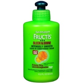 Garnier Fructis Style Sleek & Shine Intensely Smooth Leave-In Conditioning Cream 10.2 oz