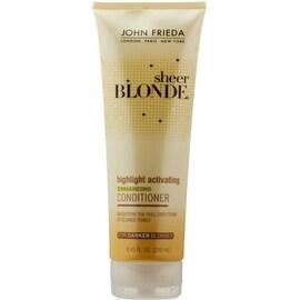 John Frieda Sheer Blonde Enhancing Conditioner for Darker Blondes 8.45 oz