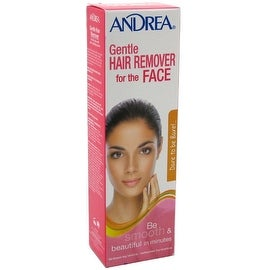 Andrea Gentle Hair Remover for the Face 2 oz