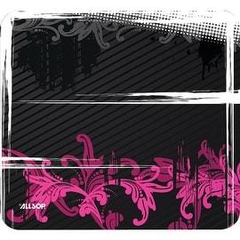 Allsop Mouse Pad (Floral Urban Pink)