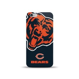 IPHONE 6 NFL OVERSIZED SNAP BACK TPU CASE CHICAGO BEARS