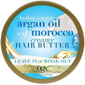 OGX 6.6-ounce Hydrate + Repair Argan Oil of Morocco Creamy Hair Butter