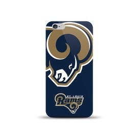 IPHONE 6 NFL OVERSIZED SNAP BACK TPU CASE ST. LOUIS RAMS