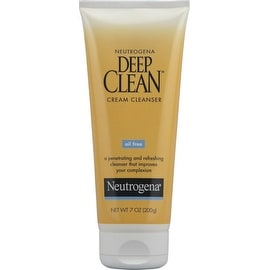 Neutrogena Deep Clean Cream Cleanser 7 oz