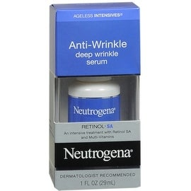 Neutrogena Ageless Intensives Anti-Wrinkle Deep Wrinkle Serum 1 oz