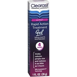 Clearasil Ultra Rapid Action Treatment Gel 1 oz