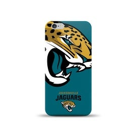IPHONE 6 NFL OVERSIZED SNAP BACK TPU CASE JACKSONVILLE JAGUARS