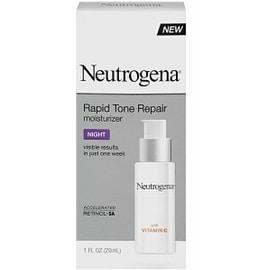 Neutrogena Rapid Tone Repair Moisturizer Night 1 oz