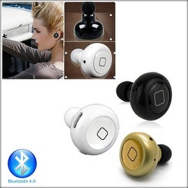 Mini Wireless Bluetooth Headphone In-ear Earphone headset 4.0 STEREO Earpiece For Smartphone Tablet Laptop Mac PC Universal