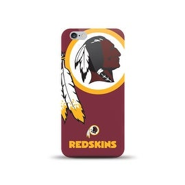 IPHONE 6 NFL OVERSIZED SNAP BACK TPU CASE WASHINGTON REDSKINS