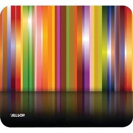 Allsop Mouse Pad (Tech Multi Stripes)
