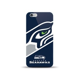 IPHONE 6 NFL OVERSIZED SNAP BACK TPU CASE SEATTLE SEAHAWKS