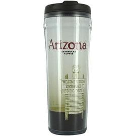 Starbucks Arizona Plastic No Spill Coffee Travel Mug