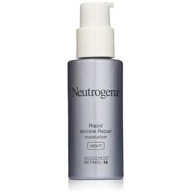 Neutrogena Rapid Wrinkle Repair Moisturizer Night 1 oz
