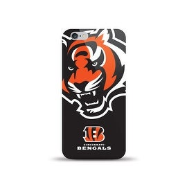 IPHONE 6 NFL OVERSIZED SNAP BACK TPU CASE CINCINNATI BENGALS