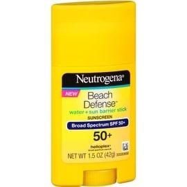 Neutrogena 1.5-ounce Beach Defense Sunscreen SPF50+