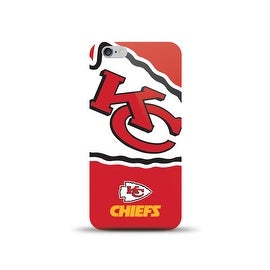 IPHONE 6 NFL OVERSIZED SNAP BACK TPU CASE KC CHIEFS