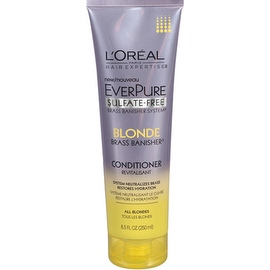 L'Oreal Paris Hair Expertise EverPure Blonde Conditioner 8.5 oz