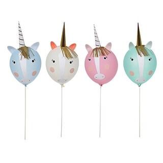 Meri Meri Balloon Animal Kit - Unicorn Friends - Craft Project