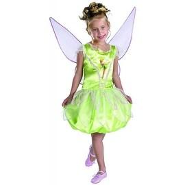 Disney Fairies Tinkerbell Deluxe Girls Costume Size L (10-12)
