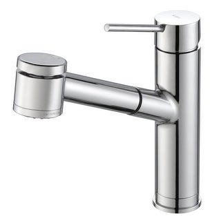 Kraus KPF-2610 Oletto 1-Handle 2-Function Pullout Kitchen Faucet