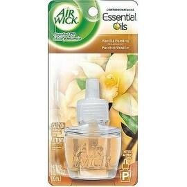 Air Wick Scented Oil Air Freshener Refill, Vanilla Passion 0.67 oz