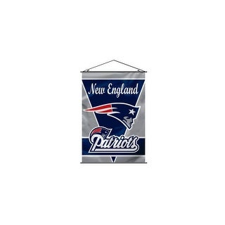 FREMONT DIE Inc New England Patriots Wall Banner Wall Banner