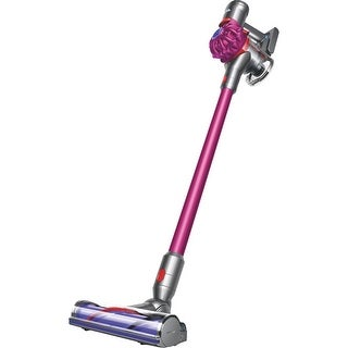 Dyson - V7 Motorhead Cord-Free Stick Vacuum - Fuschia