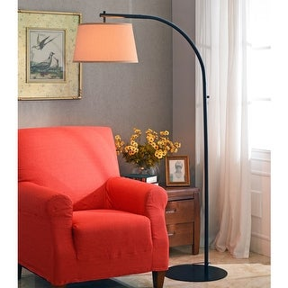 Hackett Oil Rubbed Bronze 69-inch Arc Lamp