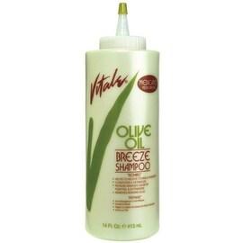VITALE Olive Oil Breeze Shampoo, 14 oz