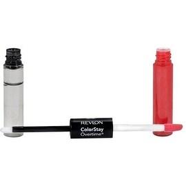 Revlon ColorStay Overtime Liquid Lip Color, Forever Scarlett [40] 0.07 oz