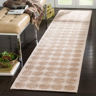Martha Stewart by Safavieh Constellation Silk/ Wool Rug