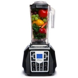 Shred Multi-functional The Ultimate 1500 Watt, 5-in-1 Blender & Emulsifier for Hot or Cold Drinks, Soups & Dips