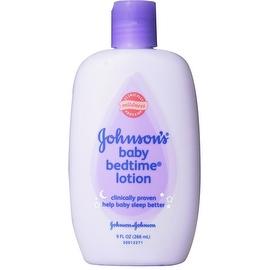 JOHNSON'S Bedtime Lotion 9 oz