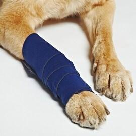 HEALERS DOG LEG WRAP with GAUZE PADS