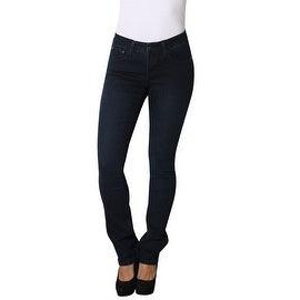 Lola Classic Straight Jeans, Kristine-OBLU