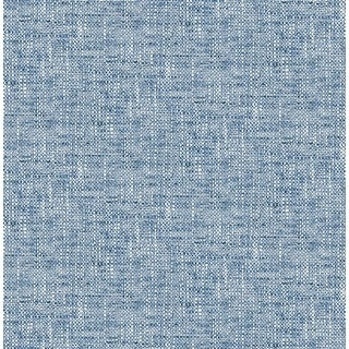 Brewster NU2918 NuWallpaper 30-3/4 Square Foot - Poplin - - Blue