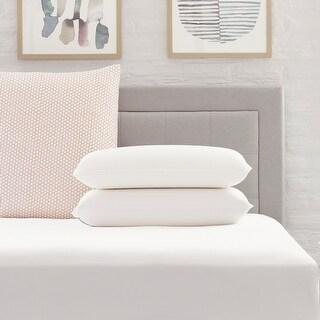 Comfort Revolution Molded Memory Foam Pillow (Set of 2)
