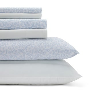 Laura Ashley Mix and Match- Cotton Percale Sheet Sets