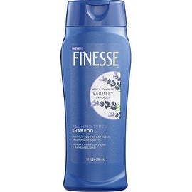 Finesse Shampoo with a Touch of Yardley Lavender for All Hair Type 13 oz