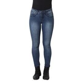 Lola Classic Skinny Jeans, Celina-MB
