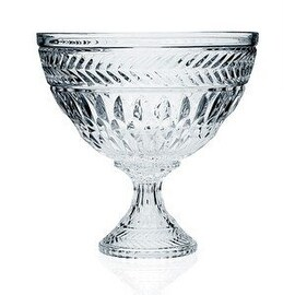 """Symphony Crystal Bowl, 11"""""""