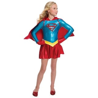 DC Comics Classic Supergirl Child Costume