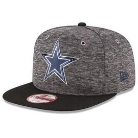 """Dallas Cowboys New Era """"2016 NFL Draft 9FIFTY Original Fit Snapback Cap"""