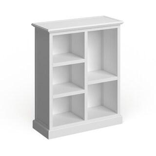 "Safavieh Maralah White 5-shelf Bookcase - 25"" x 10.6"" x 30.1"""