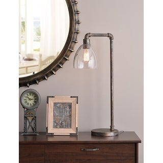 Piper Desk Lamp - Vintage Metal