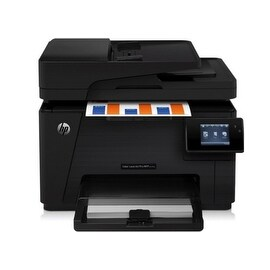 HP LaserJet Pro M177FW Laser Multifunction Printer - Color - Plain Paper CZ165A