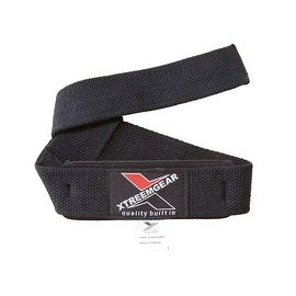 Weightlifting Wrist Straps Gym Body Building Wraps Cotton Neoprene Padded B-2