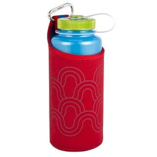Nalgene Insulated Neoprene 32 oz. Water Bottle Sleeve - Red - 32 oz.